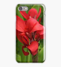 Canna iPhone Case/Skin