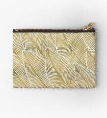 Tropical Gold Studio Pouch