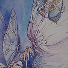 faeries in their world by Ellen Keagy