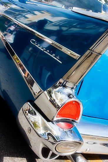 chevy fins by brian gregory