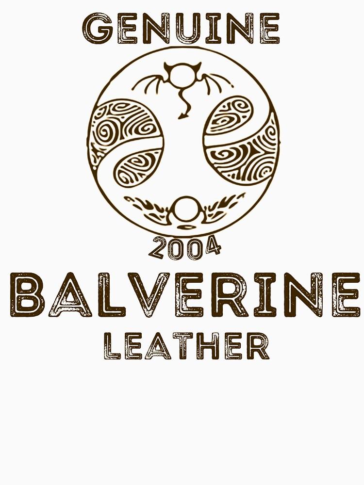 Albion Leather - Balverine by BigFluffyFozzie