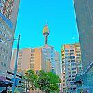 Sydney Downtown, Australia by EWNY