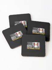 44th Medical Brigade Coasters
