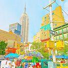 Midtown Manhattan, New York by EWNY