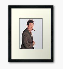 Kramer Framed Print