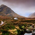 Lagangarbh Cottage , Glencoe by David Mould