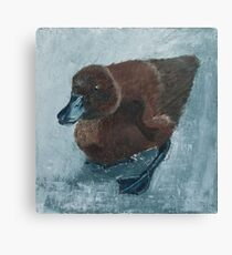 T.Duck Canvas Print