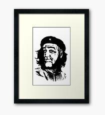 Che Leno Framed Print