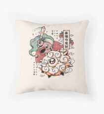 Hero's Awakening Floor Pillow