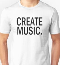 Austin Carlile Create Music T-Shirt