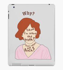 Why? iPad Case/Skin