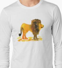Cecil der Löwe Langarmshirt