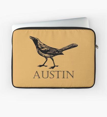 Austin Grackle Laptop Sleeve