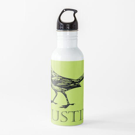 Austin Grackle Water Bottle