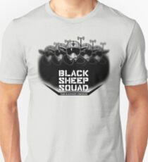 BlackSheep SQUAD // FAMILY PORTRAIT Slim Fit T-Shirt
