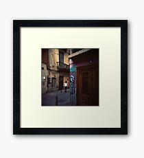 Valencia, Spain Framed Print