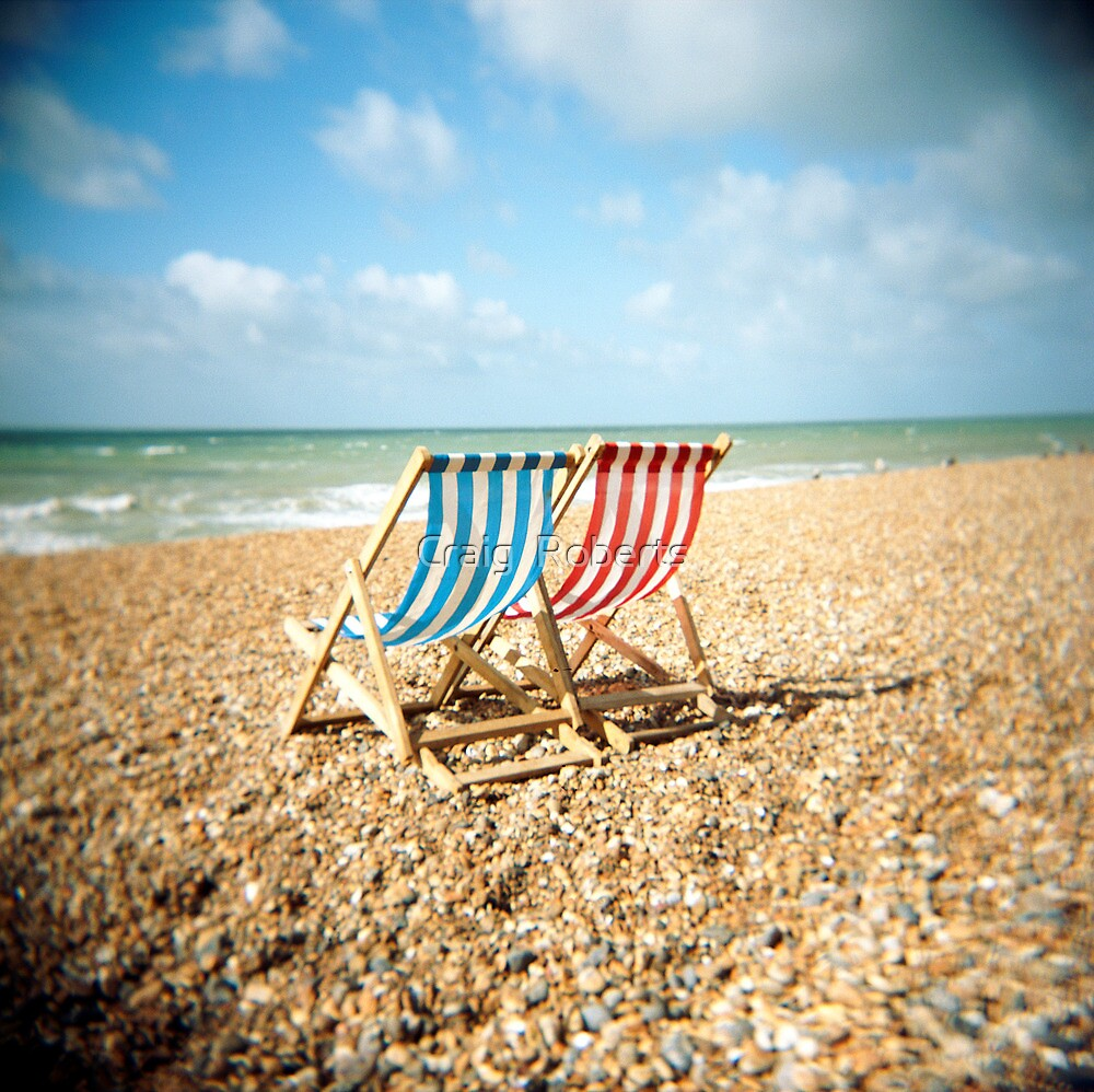 Deckchairs by Craig  Roberts