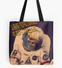 Astro Zombie Tote Bag