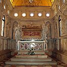 Chapel of the Blessed Ivan Ursini. by Lee d'Entremont