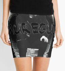 Minifalda Mercancía de Lauren Jauregui