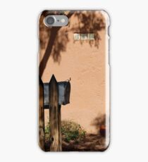 Delivering Shadows iPhone Case/Skin