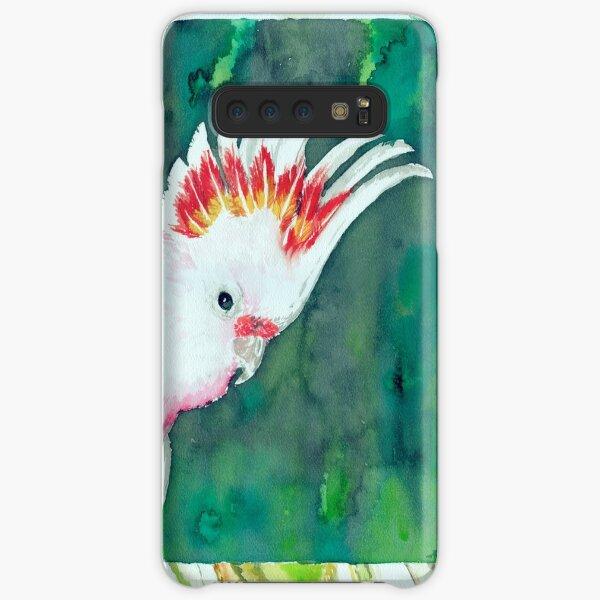 Major Mitchell's Cockatoo Samsung Galaxy Snap Case