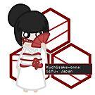 Kuchisake Onna by shroomsoft