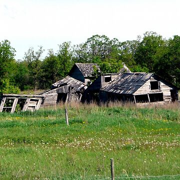 Abondoned on the Prairies by umpa1