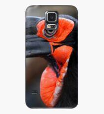 African Ground Hornbill Case/Skin for Samsung Galaxy