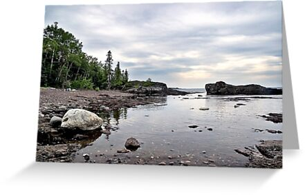 Inlet off Lake Superior, Ontario Canada by Eros Fiacconi (Sooboy)