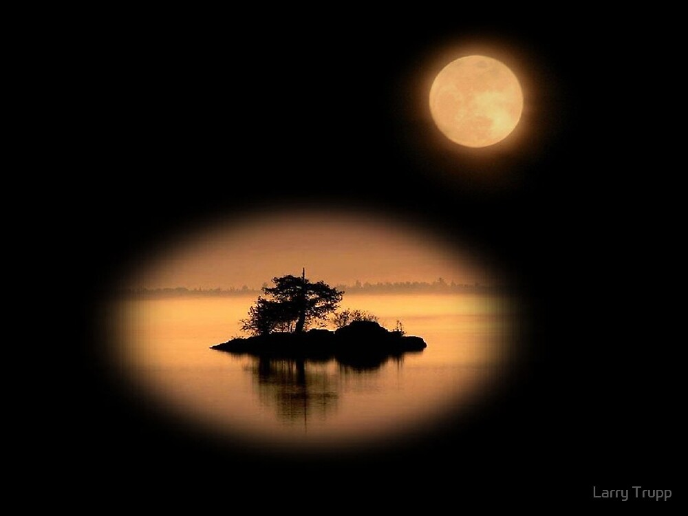 """""""By the Light of the Moon"""" by Larry Trupp"""