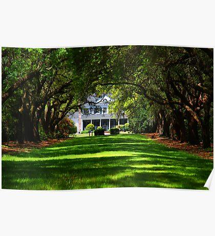 Legare Waring House, Charleston Poster