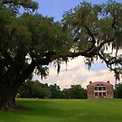 Drayton Hall Plantation, Charleston by Susanne Van Hulst