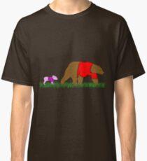 Winnie, and Piglet Classic T-Shirt