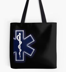 EMT - Blue Tote Bag