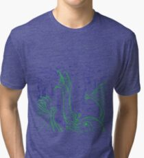 He rises Tri-blend T-Shirt