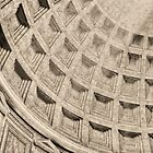 Dome of the Pantheon by Nigel Fletcher-Jones