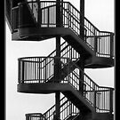 Floating Stairs by jakking