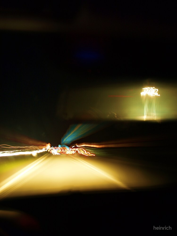 Driving II by heinrich