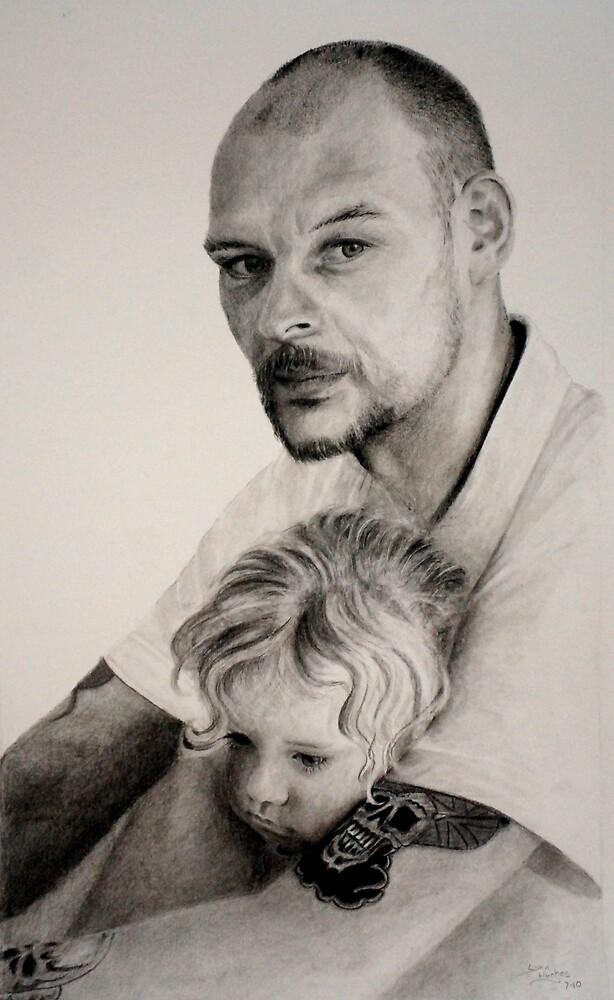 Daddy's girl by Lynn Hughes