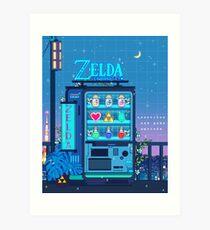 Kawaii Zelda Art Prints Redbubble