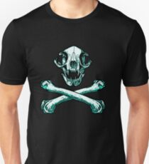 Kitty Pirate Unisex T-Shirt