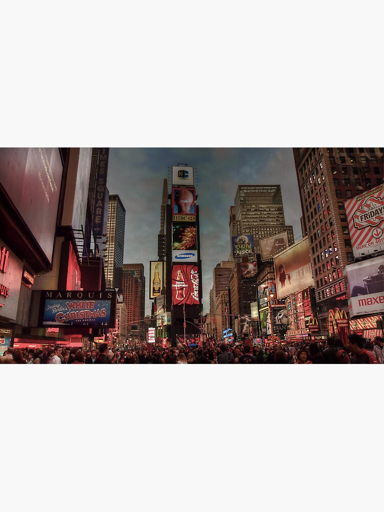 Times Square in the evening by rapis60