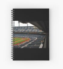 PNC park, pittsburgh Spiral Notebook