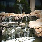 Texas Waterfall by R&PChristianDesign &Photography