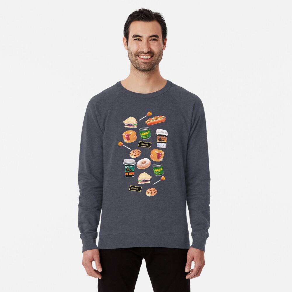You Stuffed Your Face! Lightweight Sweatshirt