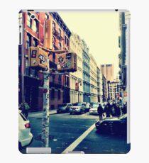 SoHo Street Corner iPad Case/Skin