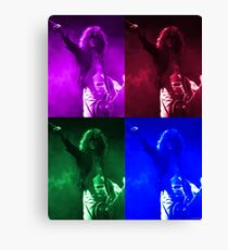 Warhol Inspired Jimmy Canvas Print