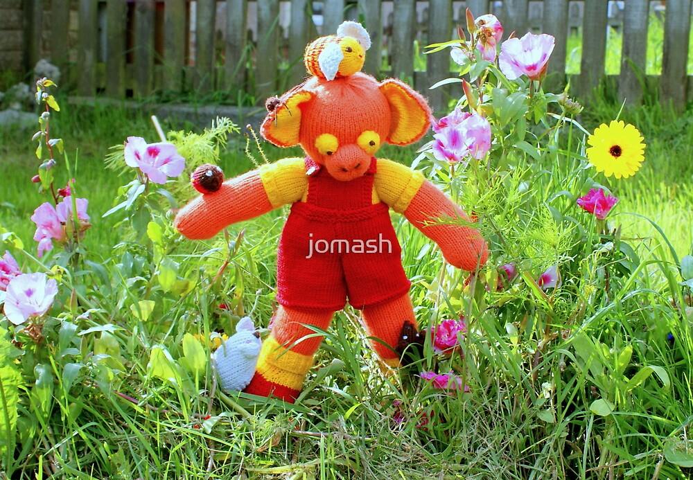 Piggy Wiggy by jomash