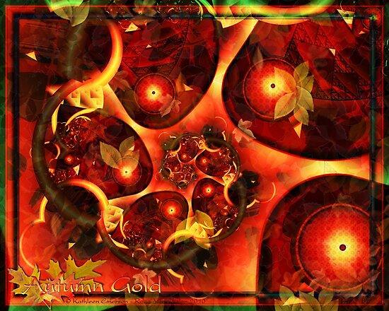 Autumn Oak by rocamiadesign